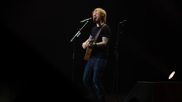 Ed Sheeran @ Rod Laver Arena 2015