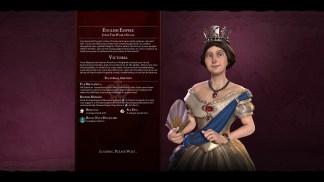 Civilization VI | Queen Victoria