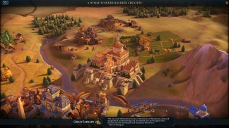 Civilization VI | Great Library