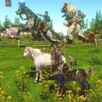 Broken Bottles and Fishy daggers in ArcheAge