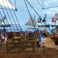 Epic Naval battle in ArcheAge