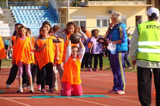 kids athletics