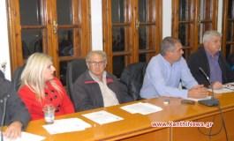 Με 14 θέματα συνεδριάζει σήμερα το απόγευμα το Δημοτικό Συμβούλιο Τοπείρου