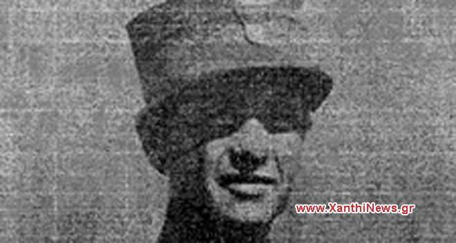 13 ΜΑΡΤΙΟΥ 1941. ΣΚΟΤΩΝΕΤΑΙ ΣΤΟ ΑΛΒΑΝΙΚΟ ΜΕΤΩΠΟ Ο ΕΦΕΔΡΟΣ ΥΠΙΑΤΡΟΣ ΚΩΝΣΤΑΝΤΙΝΟΣ ΤΡΙΑΝΤΑΦΥΛΛΙΔΗΣ