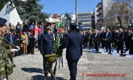 Η Ξάνθη τίμησε την επέτειο της 25ης Μαρτίου!!! (Δείτε 60 φωτογραφίες από την κατάθεση στεφάνων στο Ηρώο της Ξάνθης)