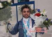 Τεράστιο Μπράβο στον Ξανθιώτη παραολυμπιονίκηΙάσονα Παπαδόπουλο που κέρδισε χρυσό και αργυρό μετάλλιο στο Άμπου Ντάμπι!!!