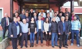 Δυνατή ομάδα κατεβάζει ο Κώστας Δαλάτσης στον Τόπειρο