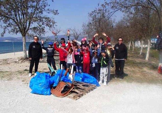 LET'S DO IT GREECE στο Εθνικό Πάρκο Ανατολικής Μακεδονίας - Θράκης
