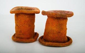 Karajá Arm Clamps, Brazil Tribal Art