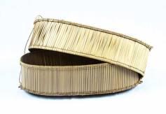 Karajá Indigenous Basket, Brazilian Amazon