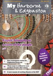My Harborne - Xapiri Magazine Cover