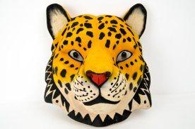 Ticuna Amazonian Jaguar Mask