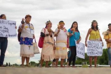 Mulheres indígenas