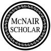 McNairScholar logo BW