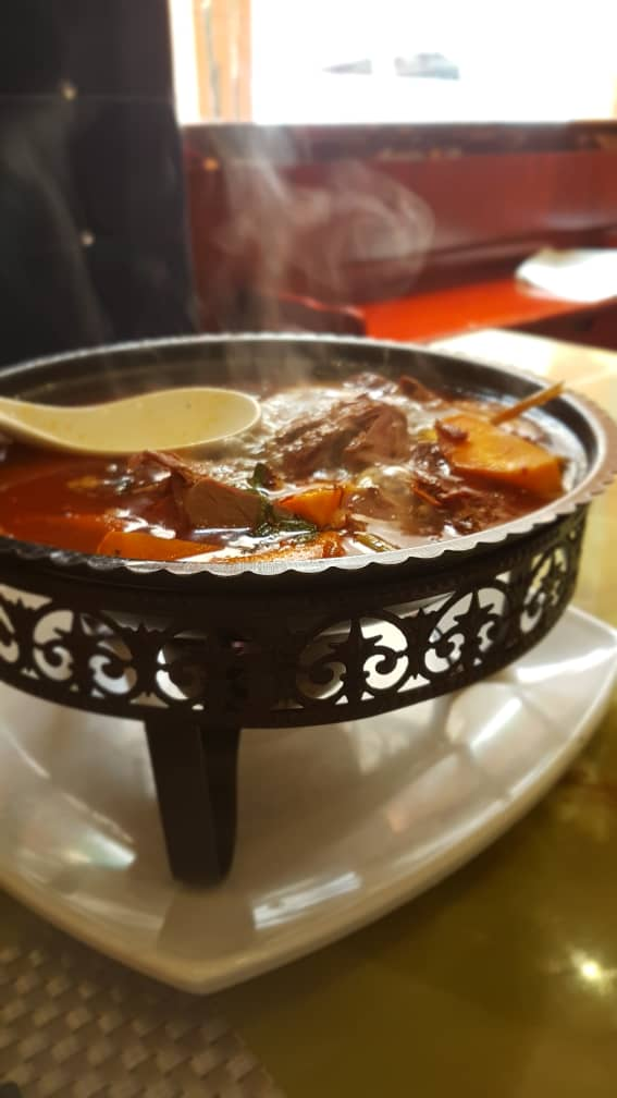 Beer Duck -Chinese food- Gouyang Hotel Restaurant