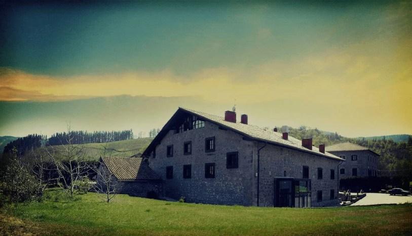 Hotel Antsotegi. Xarma, alojamientos con encanto en el País Vasco