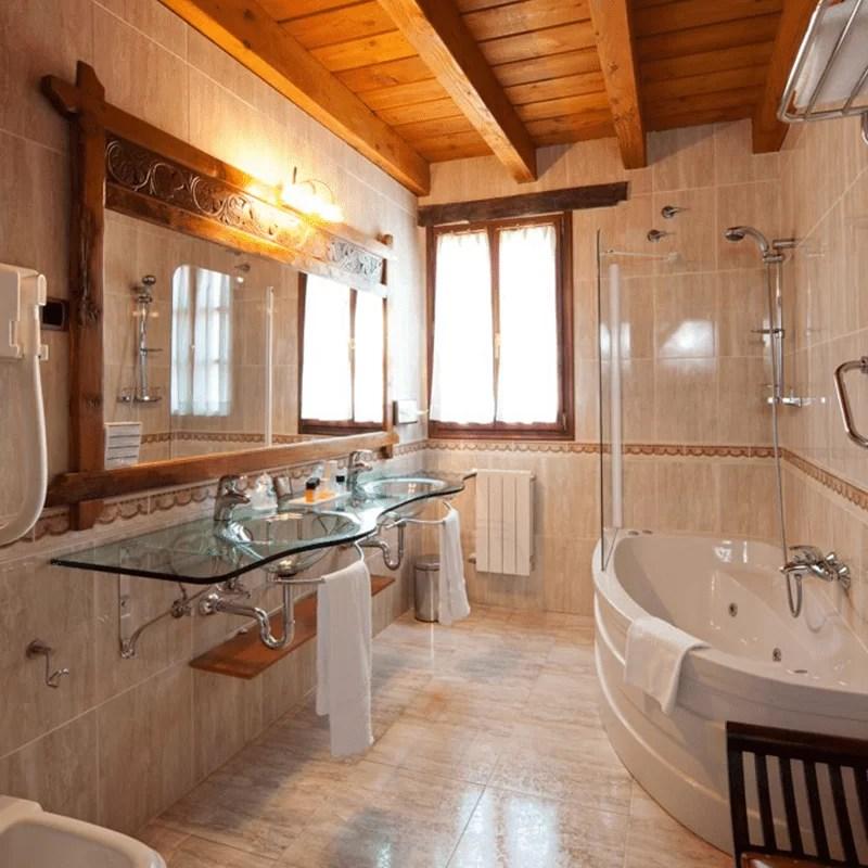 Hotel Spa Etxegana- Xarma, alojamientos con encanto en el País Vasco