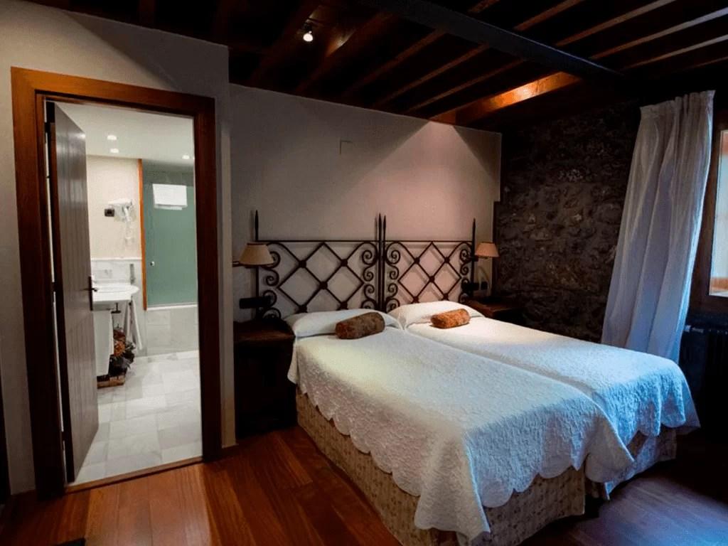 Hotel Antsotegi, Xarma, alojamientos con encanto en el País Vasco