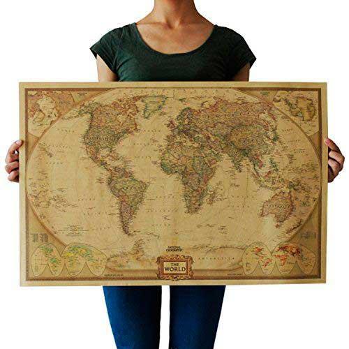 χάρτης πόστερ