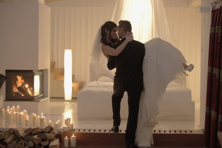 X-Art Marry Me Caprice - Wedding Night Sex Video 1
