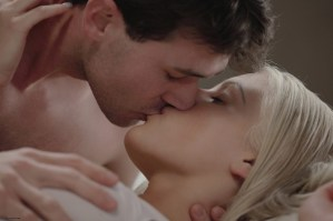 X-Art Barbie in Rolling in the Sheets With James Deen 4