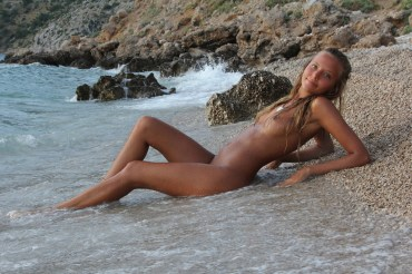 X-Art Clover The Naturist 16