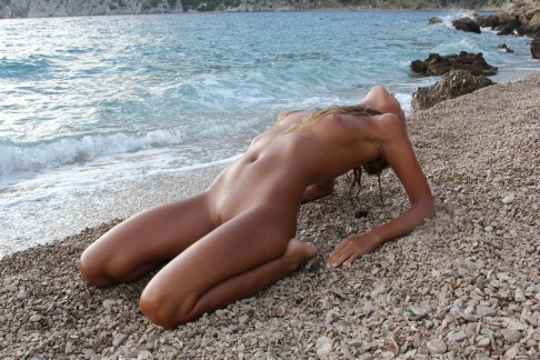 X-Art Clover The Naturist 9