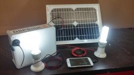 Lightbox Font: DSP Solar