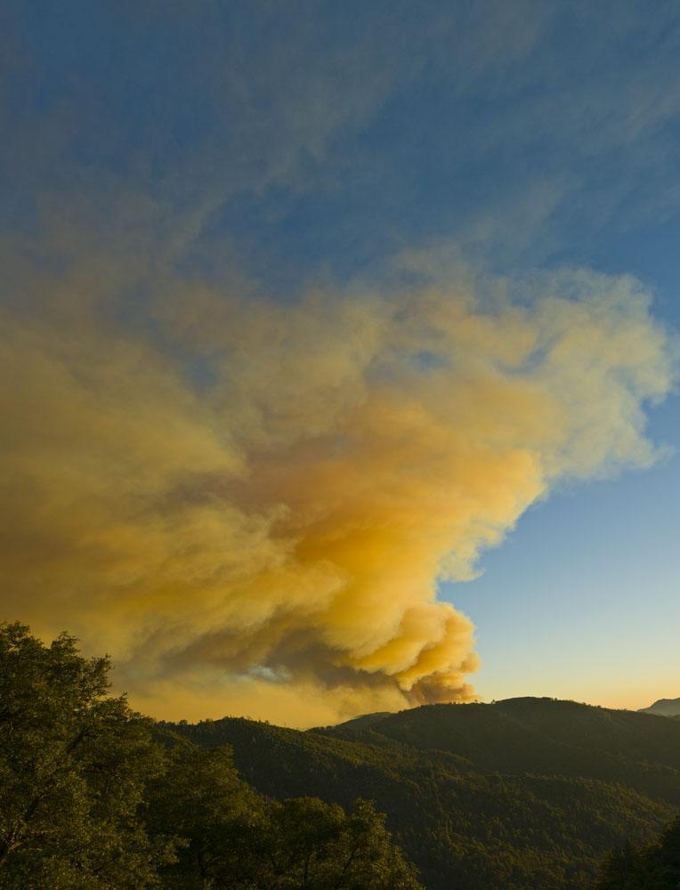 Bear Basin Fire