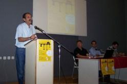 """2014/07/11: Ο Β. Χατζηλαμπρου μιλα στην ημεριδα της Αντιστασης Πολιτων Δυτ. Ελλαδας """"Υδρογονανθρακες: Μυθοι και πραγματικοτητα"""""""
