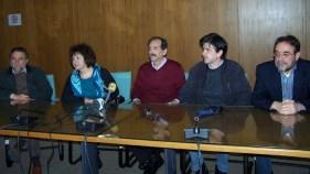2014/02/24: Απο τη συνεντευξη Τυπου που παραχωρησε ο Β. Χατζηλαμπρου στον Πυργο ως υποψηφιος περιφερειαρχης Δυτικης Ελλαδας