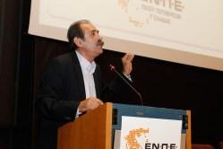 2014/10/12: Στιγμιοτυπο κατα την ομιλια του Β. Χατζηλαμπρου στη γενικη συνελευση της Ενωσης Περιφερειων Ελλαδος (ΕΝΠΕ)