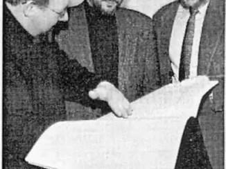 Xaver Paul Thoma, Gerhard Veith, Peter Leonard