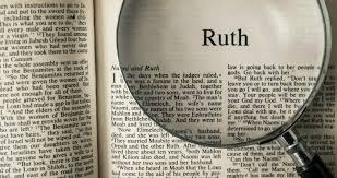 Poetry and Book Club: The Biblical Book of Ruth. @ Xaverian Mission Spirituality Center