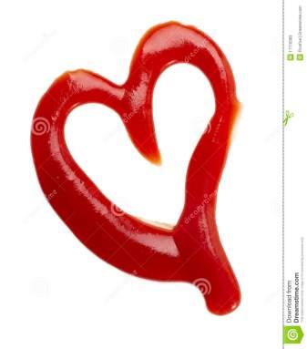 ketchup-heart-shape-17710383