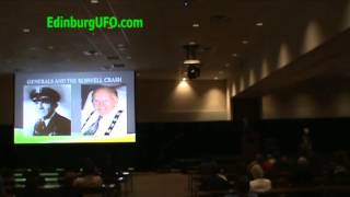 006 The Truth Behind Roswell - 2014 Edinburg UFO Conference