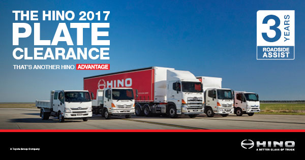 Hino-Trucks-Retail-Plate-Clearance-Campaign-Digital-Xavier-Advertising