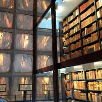 Biblioteca Beinecke La Biblioteca Beinecke de la Universidad de Yale retuvo el documento durante cinco meses, pero finalmente no lo adquirió, sobre todo por las dudas sobre su procedencia.