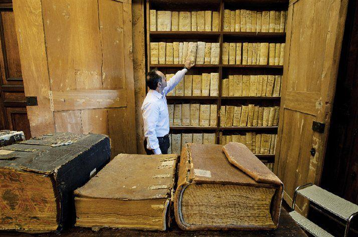 El Archivo Secreto Vaticano, cuatro siglos de historia