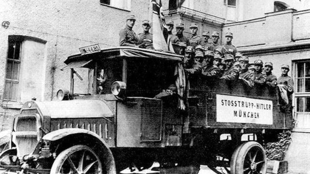 Un hogareño anciano de EE.UU. resultó ser un sangriento comandante nazi