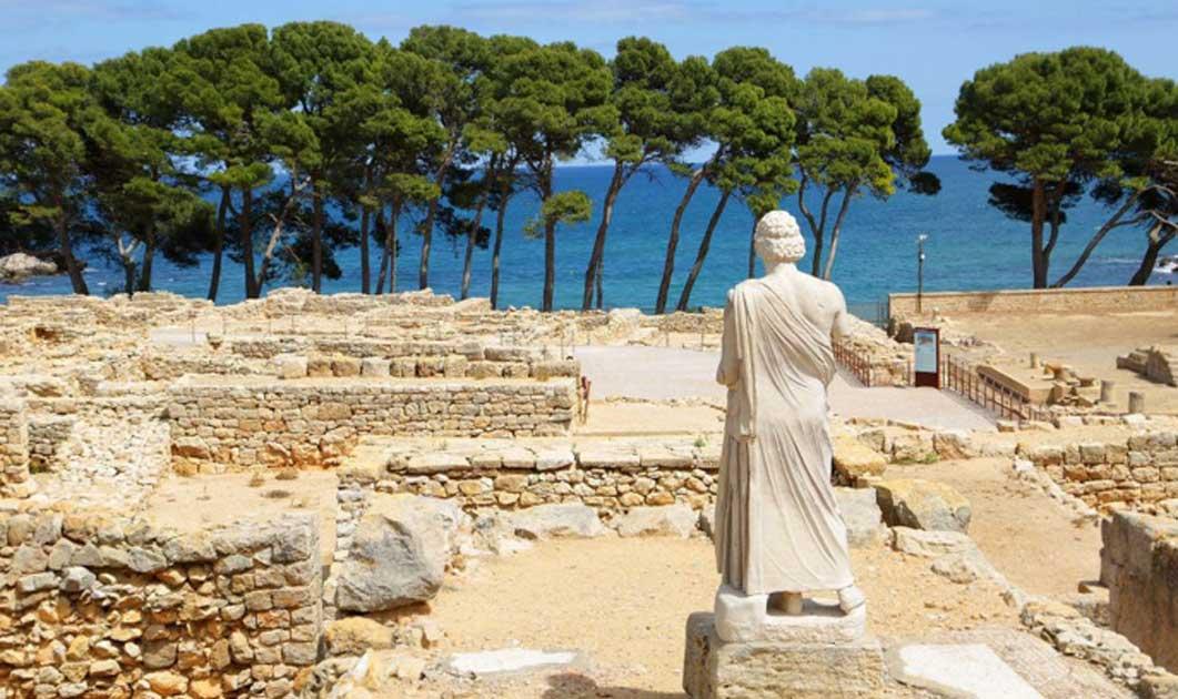 Una antigua ciudad griega en Cataluña: los fascinantes secretos de Ampurias | Ancient Origins España y Latinoamérica