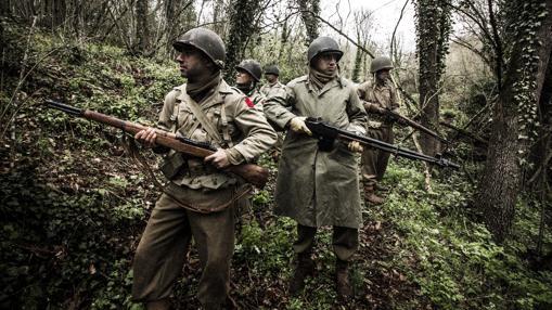 Hürtgen, la batalla del bosque 'maldito' en la que los últimos fanáticos de Hitler humillaron a los EE.UU.