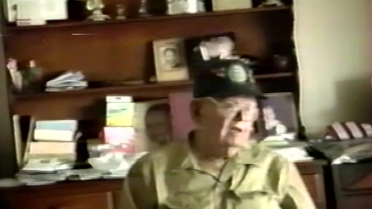 """Testigo OVNI de Roswell """"Entrevista nunca antes vista"""""""