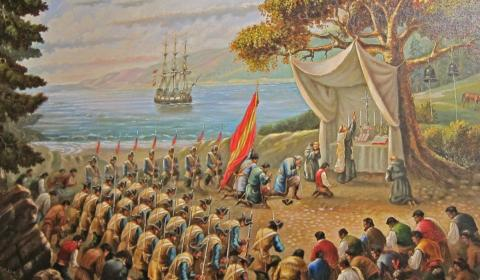 La falsa leyenda negra de Junípero Serra: el 'civilizador' de indios español acusado de genocida