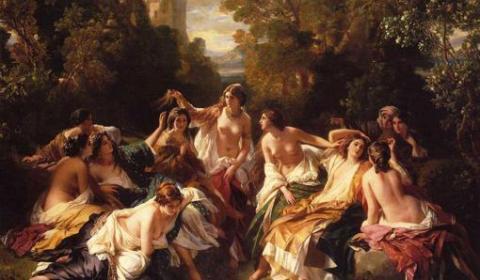 La violación cometida por el último rey visigodo que abrió las puertas de España a la conquista musulmana