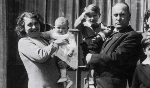 La conversación íntegra de Mussolini con su mujer que casi le hace dimitir antes de la II Guerra Mundial