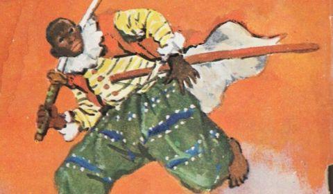 La curiosa e insólita historia de Yasuke, el primer samurái africano