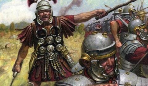 La humillación de unos pocos 'espartanos' hispanos a los 40.000 legionarios romanos de Mancino