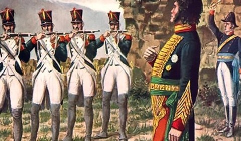 Joachim Murat: la trágica muerte del verdugo de Napoleón Bonaparte que desangró España en 1808