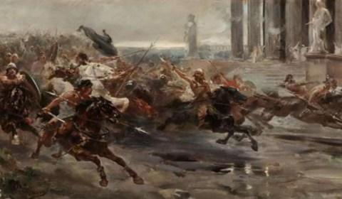 «La España visigoda era el reino más potente de Europa, pero a la llegada árabe vivía una crisis»